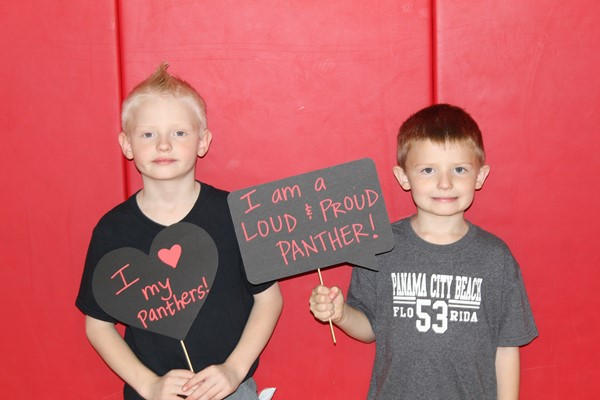 Fun at Pantherfest!