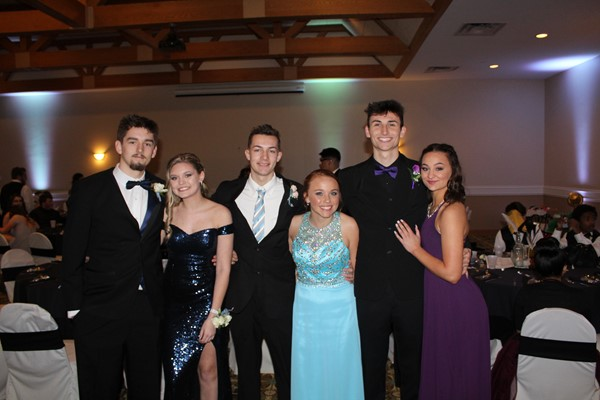 Students had a ROARING good time at prom!