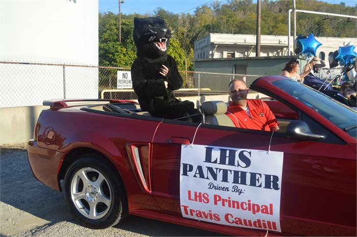 We're celebrating our Panther Pride!
