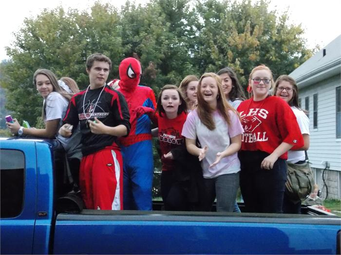 No one does Homecoming like Ludlow!